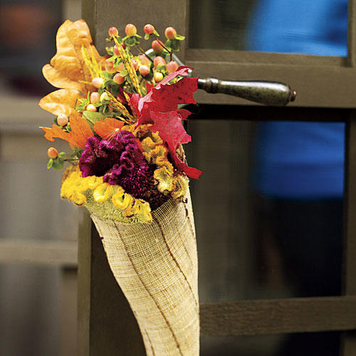 Fall Recipes: Fall Bouquet