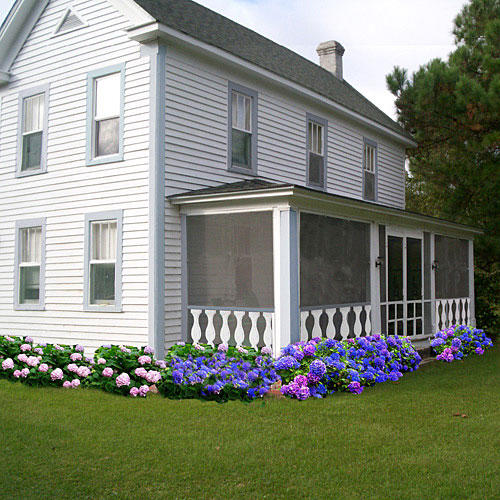 House Makeover Ideas: Farmhouse After