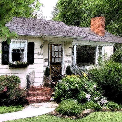 House Makeover Ideas: Transition Home