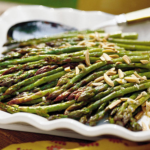 Oven-Roasted Asparagus Recipe