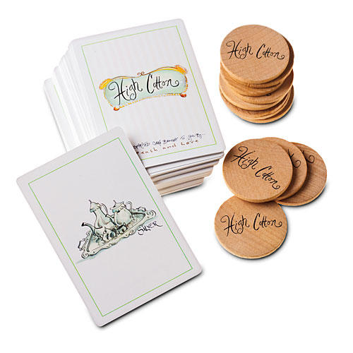 Christmas Gift Ideas: High Cotton Card Game