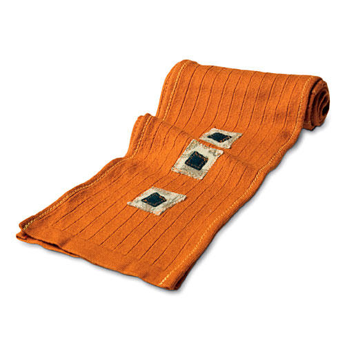 Christmas Gift Ideas: Recycled Sweater Scarves