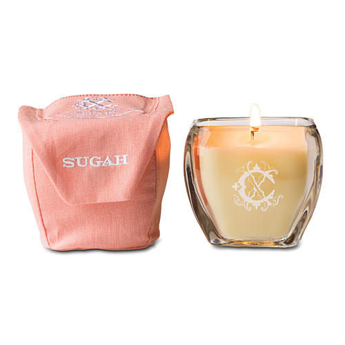Christmas Gift Ideas: Sugah Candle