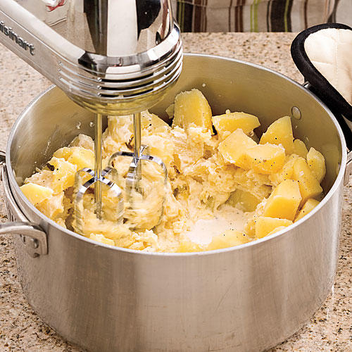 Mashed Potatoes Recipes: Beat Until Smooth