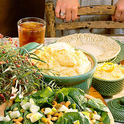 Easter side dishes southern living cream cheese mashed potatoes forumfinder Images
