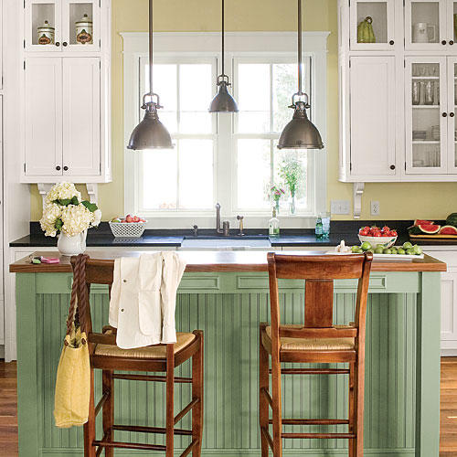 Kitchen Design Vintage Style stylish vintage kitchen ideas - southern living