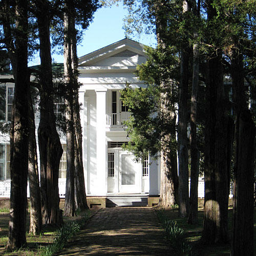 Best Southern Travel Destinations: Rowan Oak