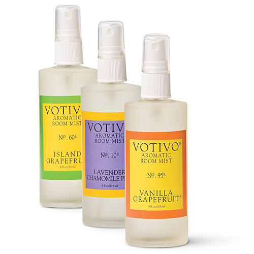 Gift Ideas for Her: Southern-made Goods for the New Year: Room Mists