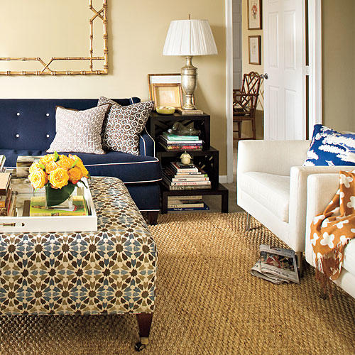 Reinvent Hand-Me-Down Furniture