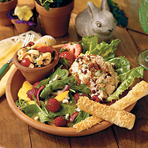 Fresh easy chicken salad recipes southern living easy chicken salad recipes forumfinder Images