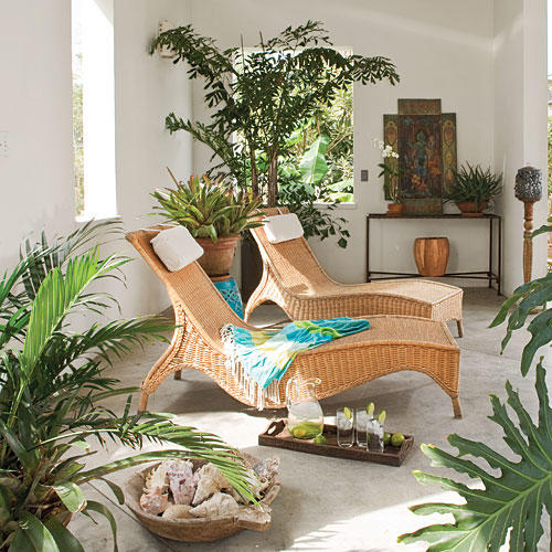 Beach Home Decorating Bring the Outdoors In & Beach Home Decorating - Southern Living