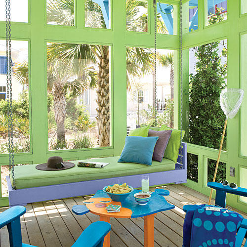 Beach home decorating southern living - Great coastal living room decorating ideas ...