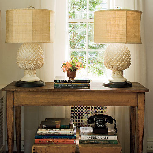 Decorating With Lamps home interior decorating ideas - southern living