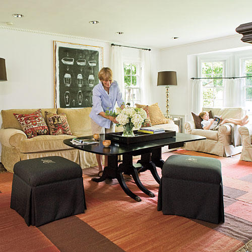 Southern Style Decorating Ideas From Southern Living: Home Interior Decorating Ideas