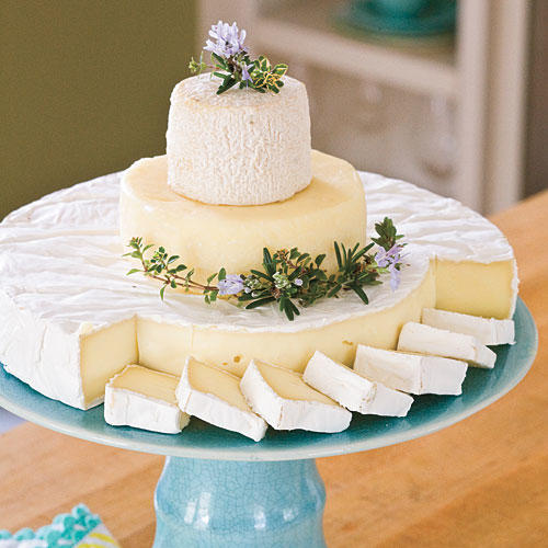 "Make a Cheese ""Cake"""
