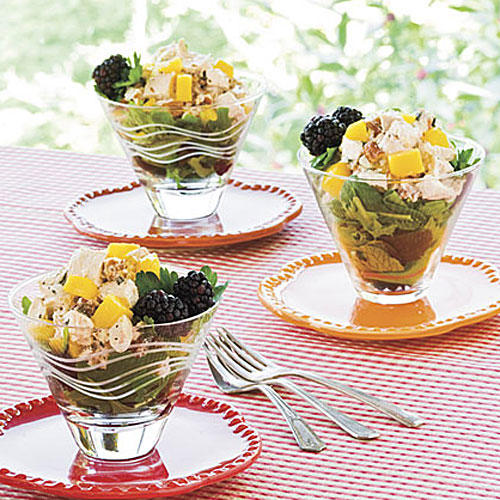 Chicken Salad Recipes: Party Chicken Salad