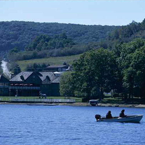 Spring Break Travel Ideas: Deep Creek Lake, MD