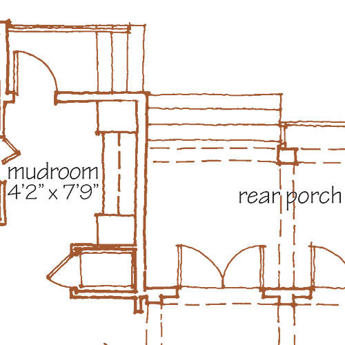 Bayou Bend House Plans