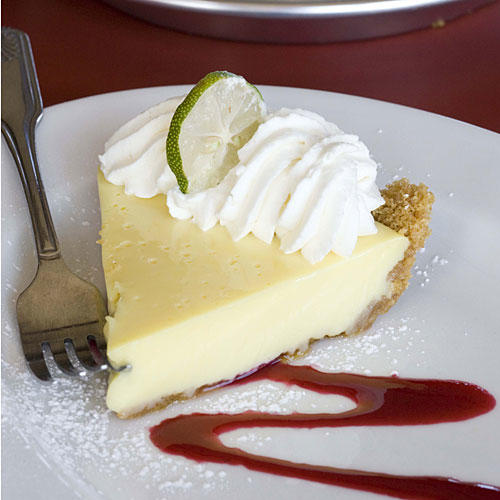 Best Southern Pies: Key Lime Pie, Stinky's Fish Camp
