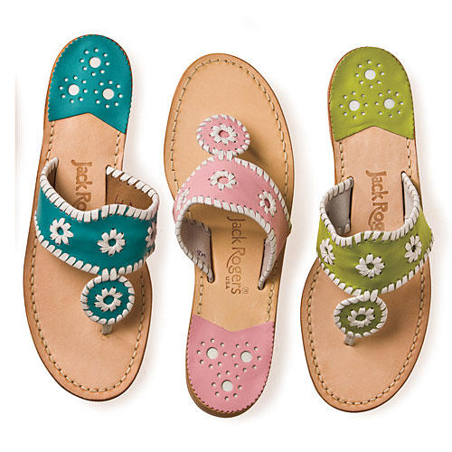 For Her: Palm Beach Navajo Sandals