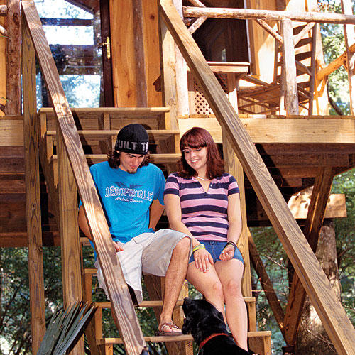 Carolina Heritage Outfitters Edisto River Treehouses