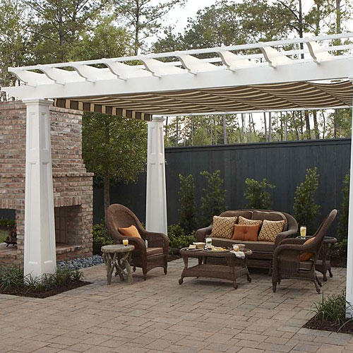Outdoor Patio Living porch and patio design inspiration - southern living