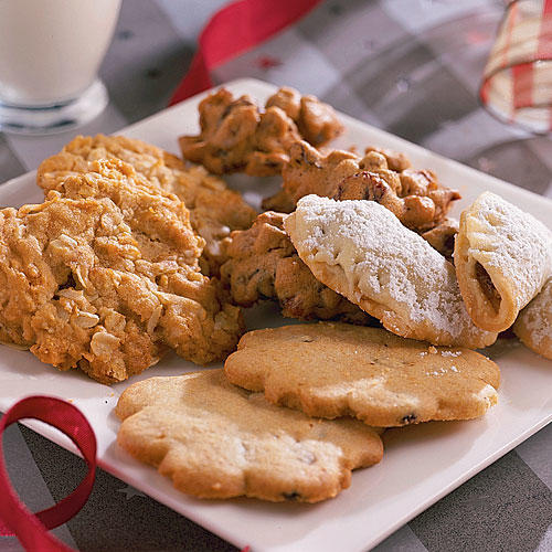 Swedish Holiday Cookies