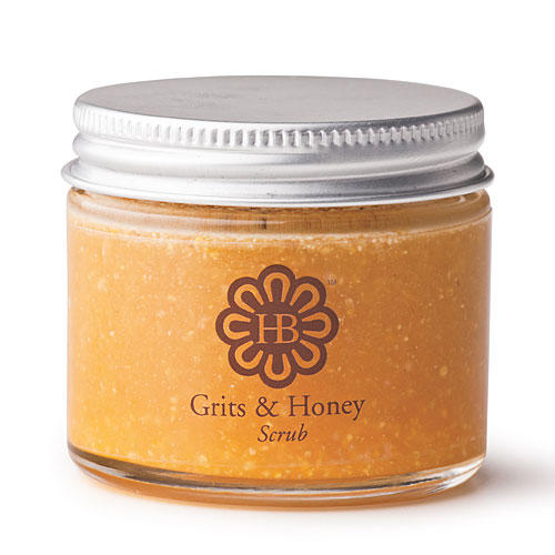 Christmas Holiday Gift Ideas: Grits & Honey Scrub
