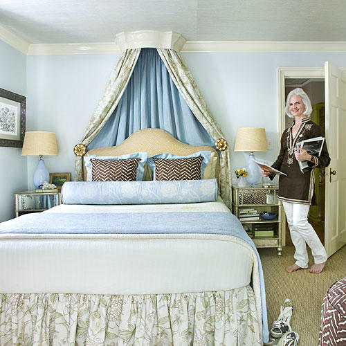 master bedroom decorating ideas southern living 17387 | 1012 bedroom inspiration blue drapery x itok 0gjgmtrr