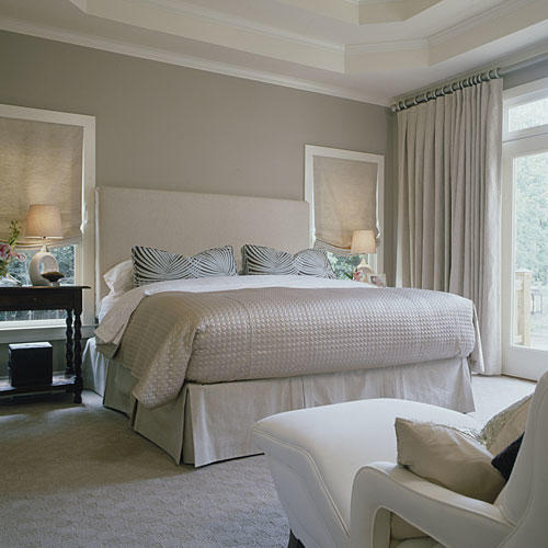 Master bedroom decorating ideas southern living for Bedroom design inspiration gallery