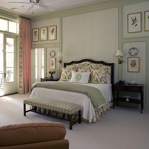 Bedrooms master bedroom decorating ideas - southern living