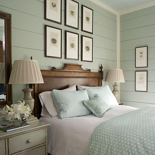 Pictures Of Bedrooms Painted style guide: bedroom walls - southern living