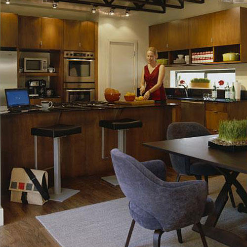 Eat At Kitchen Island: Eat In Kitchen Design Ideas