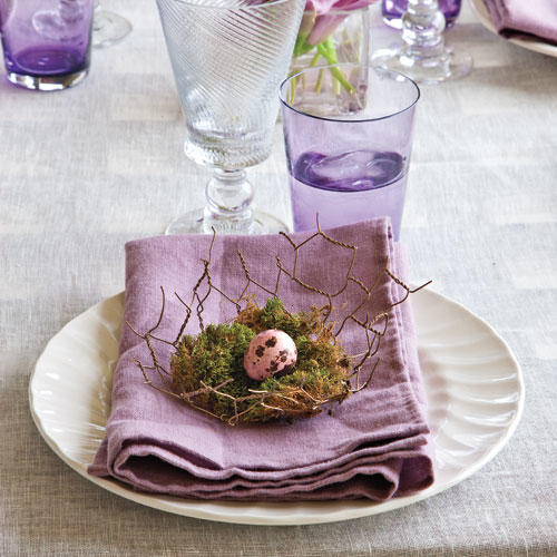 Easter Table Setting & Greek Easter Menus and Recipes - Southern Living