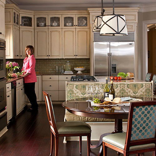 Traditional Interior Design By Ownby: Traditional Kitchen Design Ideas