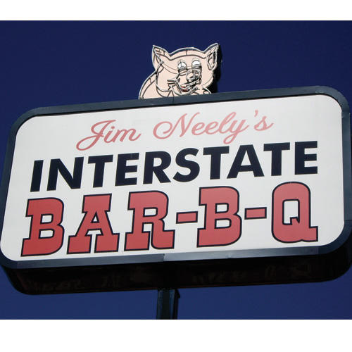Interstate Barbecue, Memphis, TN