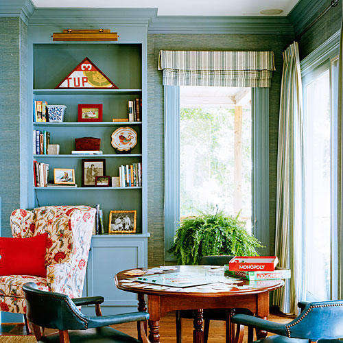 20 Decorating Ideas From The Southern Living Idea House: Lake House Decorating Ideas