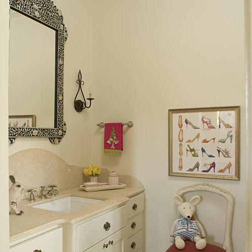 Southern Living Bathroom Decorating Ideas : Children s bathroom design ideas southern living