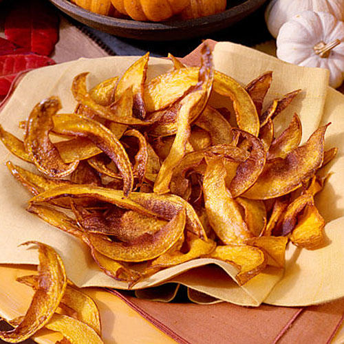 Deep-Fried Staff Favorites: Pumpkin Chips