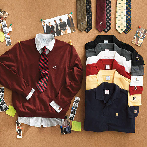1109 Game Day Style: Brooks Brothers
