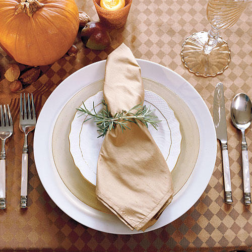 Spice-up Your Table & How To Set a Stunning Table - Southern Living