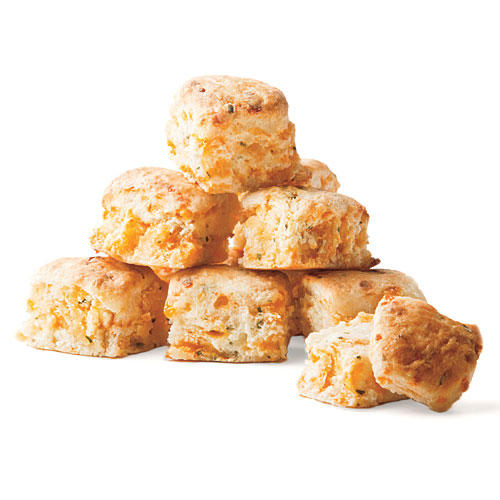 Christmas Gift Ideas: Cheese-and-Chive Biscuits