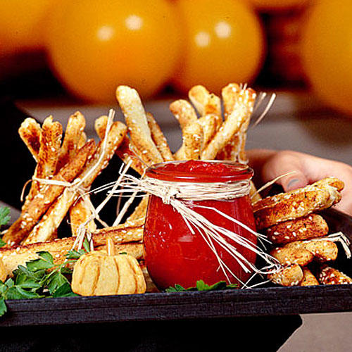 Halloween Party Appetizers, Finger Food & Drink Recipes