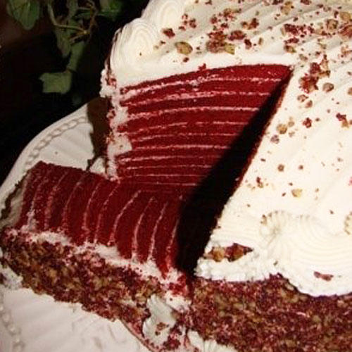 12-Layer Red Velvet