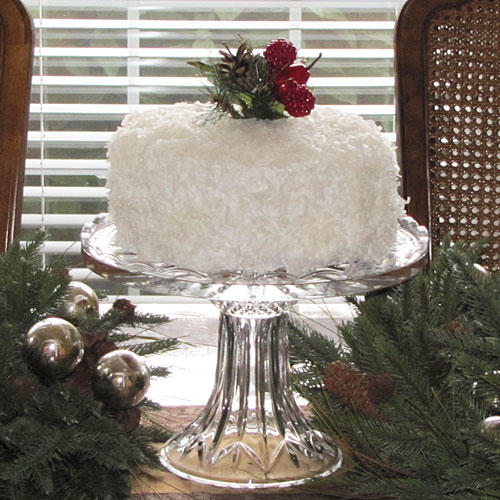 Southern Living Coconut Cake With Lemon Curd Filling