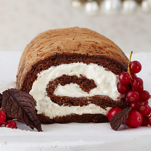 Chocolate Roulade Recipe Southern Living