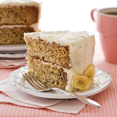 Carrot Cake Mix With Bananas