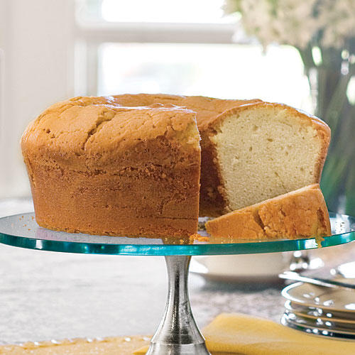 Chocolate Chip Pound Cake Southern Living