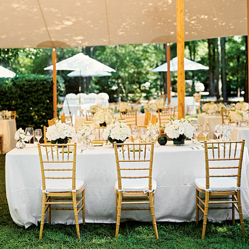 Small Wedding Reception Ideas: Wedding Table Ideas