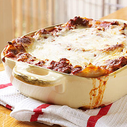101 best classic comfort food recipes southern living extra easy lasagna forumfinder Gallery